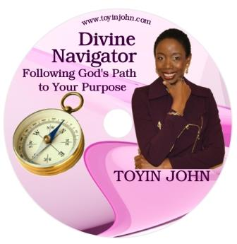 The Place of Power Within You by Toyin John